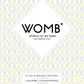 WOMB · VISUAL BRAND IDENTITY CREATION