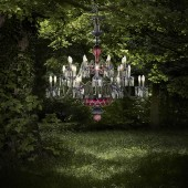 SAINT-LOUIS CRYSTAL · CHANDELIERS ADVERTISING  · FALL 2016