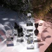 SAINT-LOUIS CRYSTAL · CHESS GAME